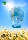 De blauwe Ventilator van de Lijst van de Kleur Draagbare voor de Greep FT40-001 van het Huis