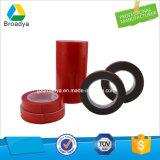 doppio nastro adesivo parteggiato della gomma piuma acrilica grigia di 0.64mm (BY5064G)