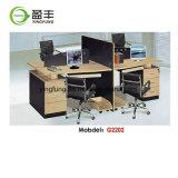 현대 사무용 가구 십자가 사무실 칸막이실 워크 스테이션 Yf-G2202
