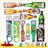 Abrelatas de botella modificado para requisitos particulares del metal para el regalo de la promoción