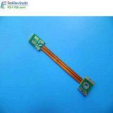 Rigid-Flexible Placa PCB 4 capas de oro con la inmersión FPC