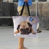 Soft pliable femmes fourre-tout des sacs de magasinage Dame Grand sac bandoulière sac à main pochette fermeture à glissière Eco poche fourre-tout de magasinage réutilisables