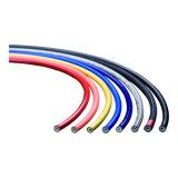 En acier inoxydable durable alésage lisse en Téflon PTFE flexible de frein
