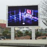 Для использования вне помещений P10 светодиодный экран RGB