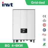 Invité 4 Kwatt/5kwatt/6kwatt trois phase Grid-Tied Solar Power Inverter