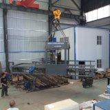 Machine van het In blokken snijden van het schuim de Concrete Droge/de Lichtgewicht Concrete Snijder van het Blok