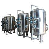 I filtri a pressione multimedi hanno sospeso la rimozione dei solidi