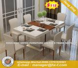 Matériau de surface de vente directe High Gloss Table à manger (HX-8DN034)