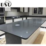 Прокатанный Countertop кухни, проектированный Countertop камня кварца