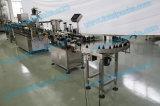 E 주스 (SPL-100A)를 위한 채우는 캡핑 레테르를 붙이는 생산 라인