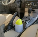 humidificador do carro do humidificador do USB da forma da manga 400ml mini
