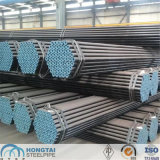API 5lb/ASTM A53b/A106bの継ぎ目が無い鋼管ライン管のガス管オイル管