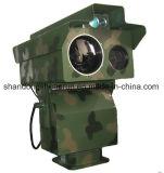 Тепловой+оптической камеры с помощью лазерного дальномера и GPS
