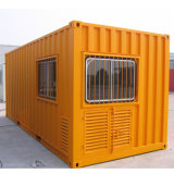 Structure en acier préfabriqués conteneur chambre
