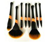 Горячая продажа 8ПК пользовательский набор щеток для Косметический Салон красоты