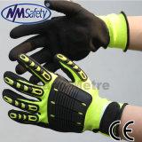Влияние Nmsafety защитные механик рабочие перчатки