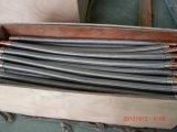 Manguito caliente del metal flexible de la venta con las guarniciones