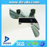 Aluminiumstrangpresßling-Profil kundenspezifische Farbe für die Herstellung der Fenster-Flügelfenster-Tür