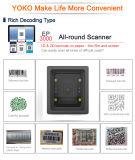 de 2D Module van de Scanner van de Motor van de Scanner Ep3000 Ingebedde