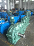 Dby/Dcy/Dfy Geschwindigkeits-Reduzierstück/Getriebe-verwickelter zylinderförmiger schraubenartiger Gang/Verkleinerungs-Getriebe