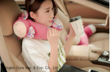 Cartoon creativa forma de U cuello y cintura almohada proveedor chino