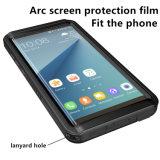 Cas imperméable à l'eau de pleine couverture d'accessoires de téléphone mobile pour Samsung Note8