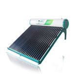 Подогреватель воды дешевой высокой эффективности цены Non-Pressurized солнечный