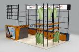 Fácil desenvolver o quiosque do indicador da alameda de compra para vestuários, cosméticos, sapatas, exposição dos sacos