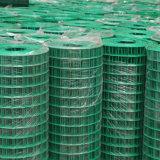 高品質1インチ2X2の電流を通された及びPVCによって塗られる溶接された金網