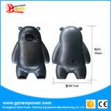 Caricature Gaufrier électrique commerciale avec l'acier inoxydable 201