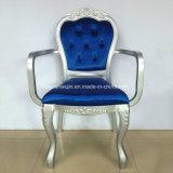 Cadeiras reais do trono da poltrona por atacado da mobília do casamento do partido do hotel