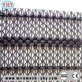 maglia tessuta acciaio del vaglio oscillante della molla 70mn per carbone