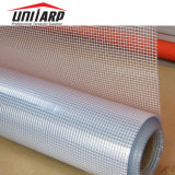 Lightweight Colorful PVC Transparent Clear Mesh Tarp Fabric