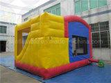 Casa inflável barata do salto, corrediça com preço barato