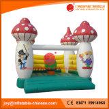 중국 팽창식 쾌활한 집 버섯 뛰어오르는 성곽 도약자 (T1-506D)