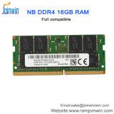 Fournisseur chinois autocollants OEM RAM 16Go de mémoire DDR4 2400 carte mémoire