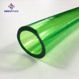 Tuyauterie non toxique non-toxique de PVC d'espace libre de catégorie comestible de FDA du R-U Etats-Unis d'exportation, boyau en plastique d'évacuation
