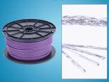 Câble 1000ft de Lszh 23AWG Cat7 100% qualités testées par flet