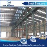 جديد يصمّم يغلفن فولاذ مستودع يجعل بناء في الصين