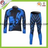 Desgaste de ciclo de la sublimación de encargo de los hombres cómodos respirables de la ropa de deportes de la alta calidad