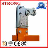 Plate-forme de travail suspendue Zlp utilisé comme télécabine de construction pour l'échafaudage Powered berceau