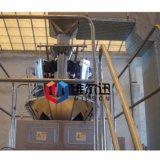 Máquina de empacotamento verde Frozen de Automtic da couve-flor feita em China