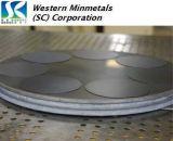 """6 """" вафля кремния одиночного кристалла 150mm MCZ на западной корпорации Minmetals (SC)"""