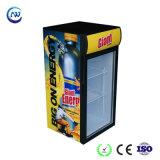 LEIDENE Compressor die de Promotie Enige Ijskast koelen van het Sap van de Drank van de Deur (jga-SC80)