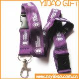 Carte d'ID bon marché longe avec crochet en métal (YB-Ky-60)