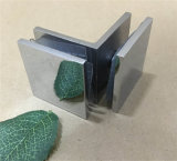 Zinco/bronze lisos 90 vidros à dobradiça de vidro do chuveiro