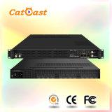Modulatore del codificatore del IP del 8/12 di sintonizzatore &128 di DVB-C & di HDMI
