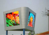 P10 Outdoor Display LED em cores de tela HD (CCC)