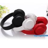 La vente de sports de plein air chaud de la musique avec des écouteurs pliables léger lecteur de musique de téléphone réglable