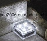 Briques de glace solaire Vente chaude pour la décoration de jardin Lampe Solaire de Jardin